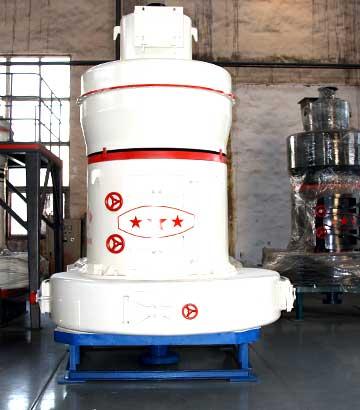 膨润土超细磨粉机