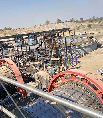 铁矿选矿设备