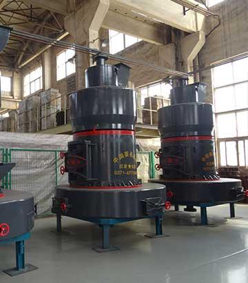 石料磨粉机