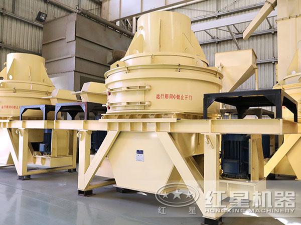 时产20-40吨直通冲击式破碎机