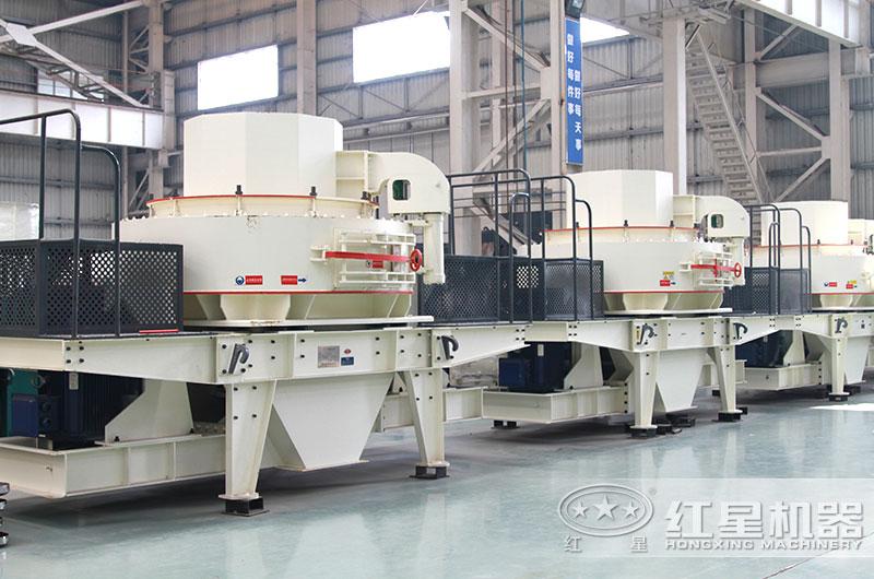 VSI风化石制砂机设备图片