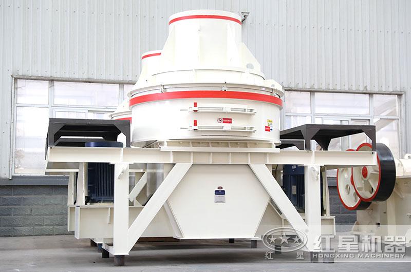 HX小型干式制砂机图片