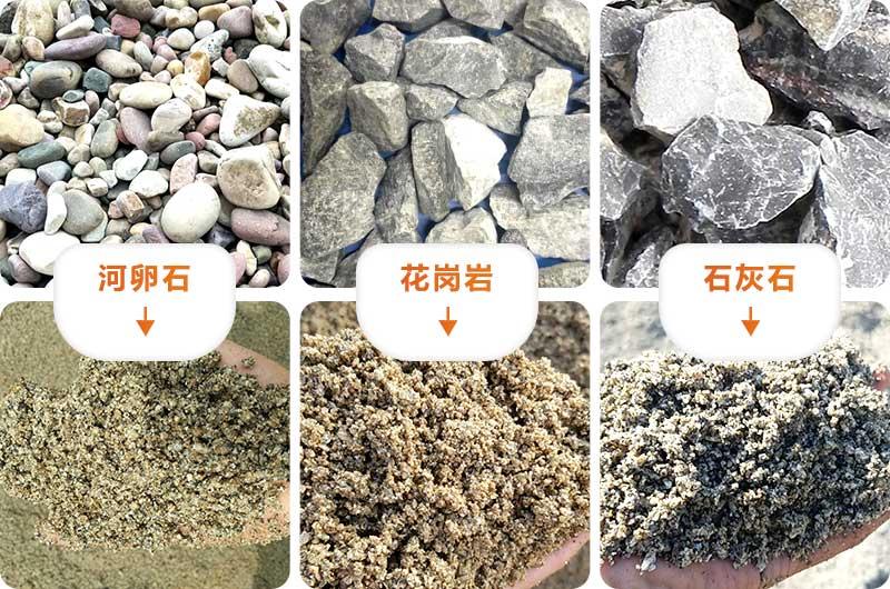 制沙成品参考图