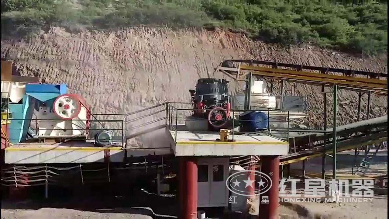 机器砂生成视频