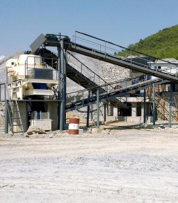 湖北广水机制砂生产线