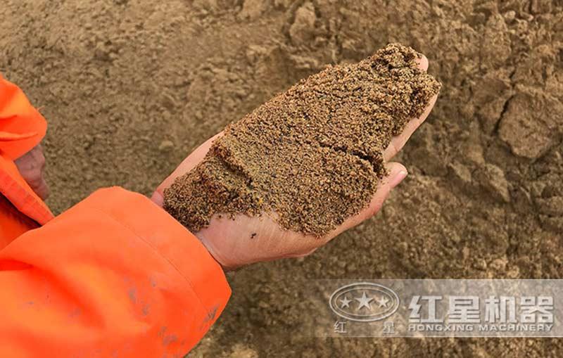 河卵石沙子